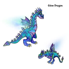 Glow Dragon