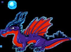 Images of Obsidian Dragon Dragonvale - #rock-cafe