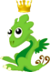 PlantDragonBabyCrown