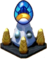 Pharaoh Pedestal