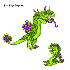 Fly Trap Dragon
