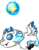 SilverOlympusDragonTwinBaby