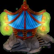 PagodaGlowing