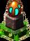 Root Pedestal