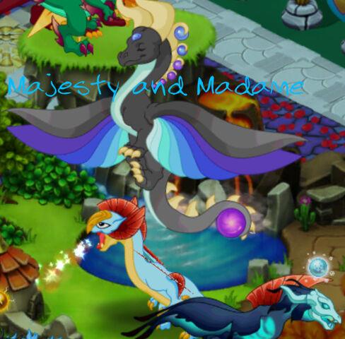 Image dragonvale wiki fandom powered by for Portent dragon dragonvale