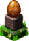 Scoria Pedestal