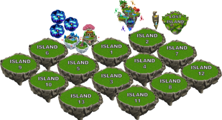 IslandMap-Update 3.0