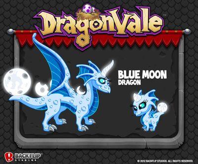 Blue Moon Dragon Sneak Peek