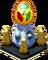 Trimera Pedestal