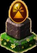 Mountain Sun Pedestal