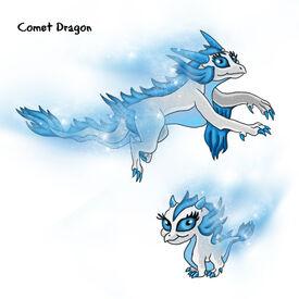 Comet Dragon