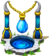 AquamarinePendant