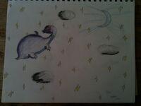 Starry Night Dragon