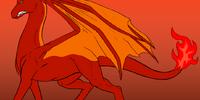 Anger Dragon