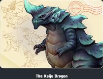 The Kaiju Dragon