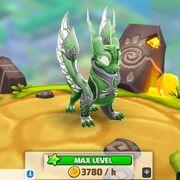 Dragon Enchanted Oracle AdultFull