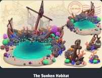 The Sunken Habitat