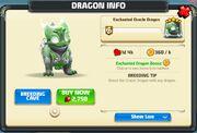 Dragon Enchanted Oracle BuyMe