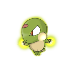 Frog sprite5 at