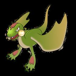 Frog sprite4 at