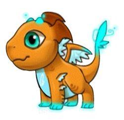 Sanare Dragon Baby