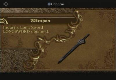 Inuart-Sword