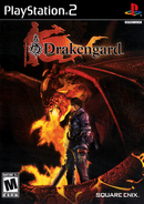 Drakengard - US Box Art