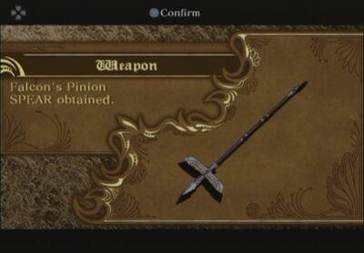 Falcon's Pinion