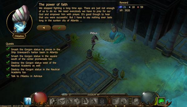 The power of faith b