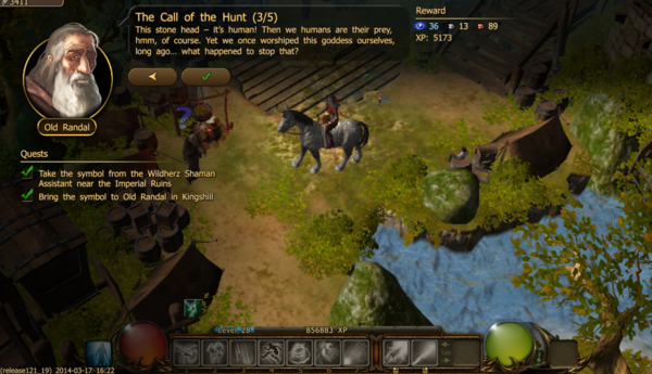 The call of the hunt 3.2