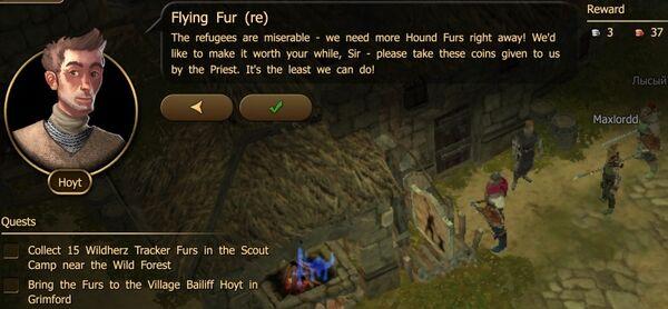 Flying Fur(re)