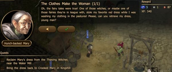 The Clothes Make the Woman1