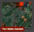 Hidden sanct icon