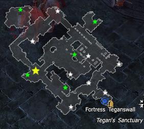 Lte tegans santuary