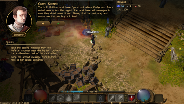 Grave secrets 3.1