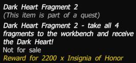 Dark heart 2
