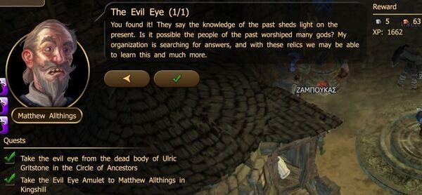 The Evil Eye2