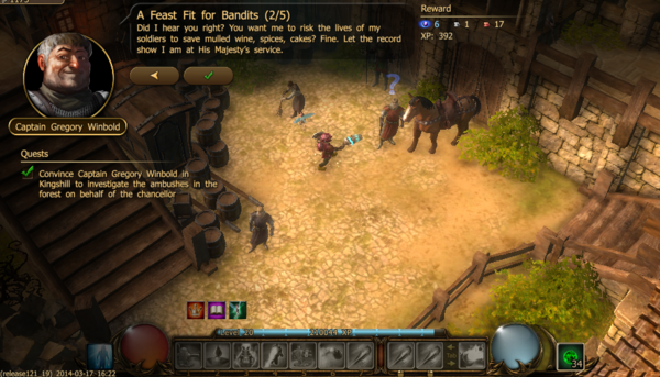 A feast fit for bandits 2.2