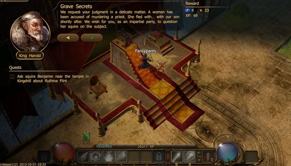 Grave secrets 1