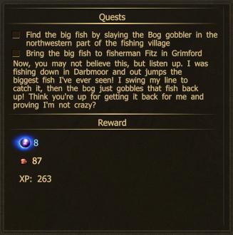 5 big fish