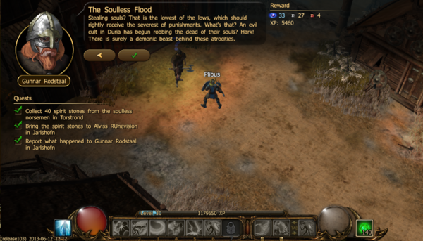 The soulless flood b