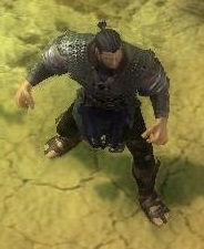 Sargon's Torso