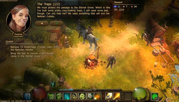 The traps 1.1