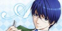 Ketsuekigata Danshi Character Drama CD Blood Type A