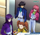 CD Drama Special 4 Mobile Suit Gundam 00 Another Story 4MONTH FOR 2312