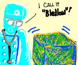 I call it Blellow