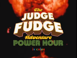 Judge Fudge Theme Song