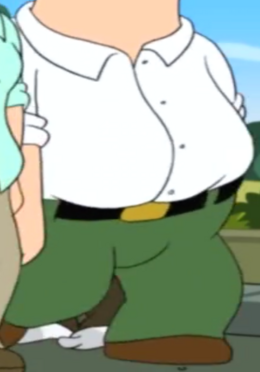 Peter in Drawn Together