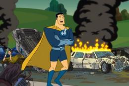 Captain Hero Everybody Hurts