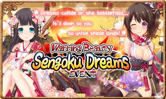 Sengoku Dreams Event